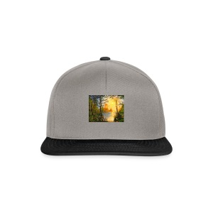 Temple of light - Snapback Cap