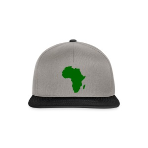 African styles green - Snapback Cap