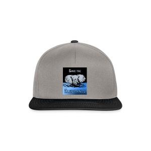 Save The Elephants - Snapback Cap