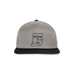Dopest Merch Design In the Game - Snapback Cap