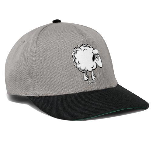 10-46 WINNER SHEEP - Products - Snapback Cap