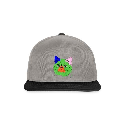 Exotic Shorthair - Snapback Cap