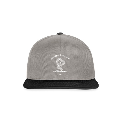Bite Of A Serpent - Snapback Cap
