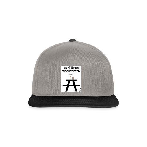 #1durchntischtreten - Snapback Cap