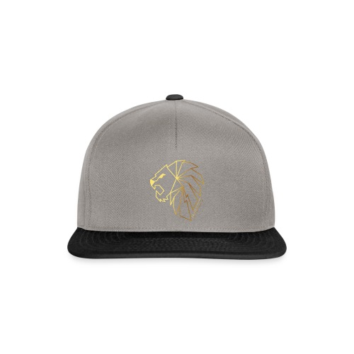 Löwe, Lion Inside - Snapback Cap