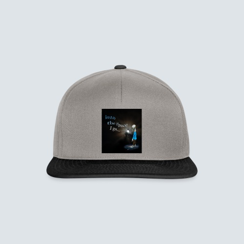 into the space - Casquette snapback
