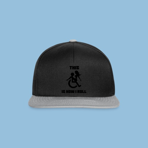 Howiroll9 - Snapback cap