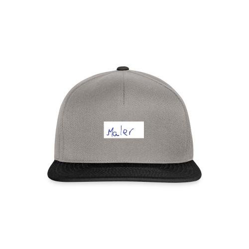 Maler - Snapback Cap
