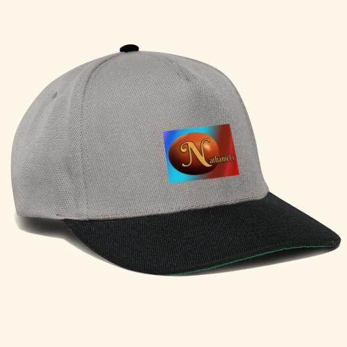 NathanielsLogo2 - Snapback Cap