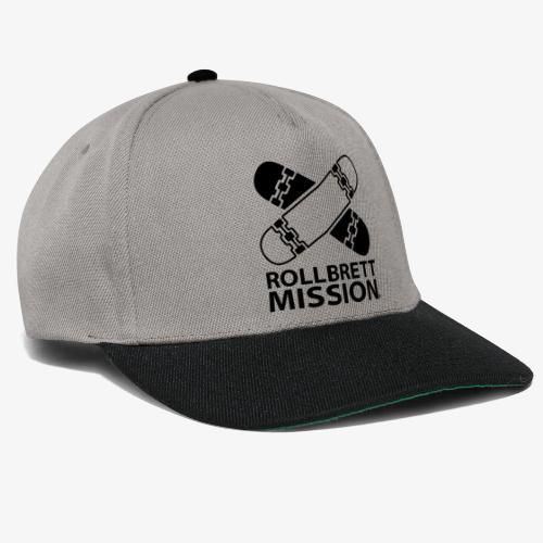 Klassisch Mission - Snapback Cap