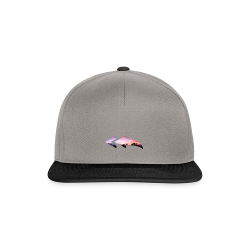 color arrow - Snapback cap