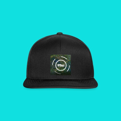 RPBoy Logo - Snapback Cap