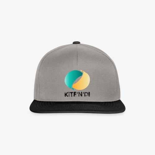 kitendi black - Snapback Cap