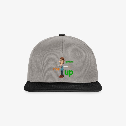 GAMERS - Snapback Cap