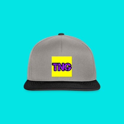 New TNG LOGO - Snapback Cap