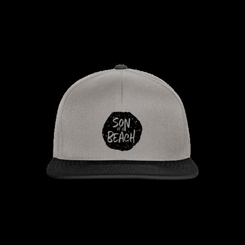 son of a beach - Snapback Cap