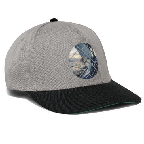 Ocean Sailing Graphic Design - Snapback Cap