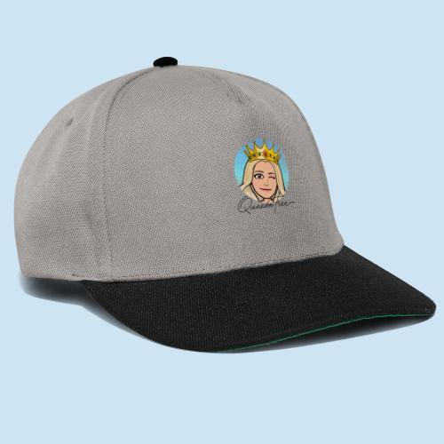 QueeenTran Logo Bitmoji - Snapback-caps