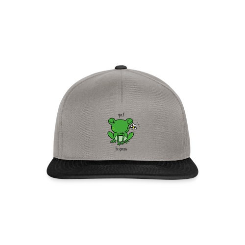 be green - Casquette snapback
