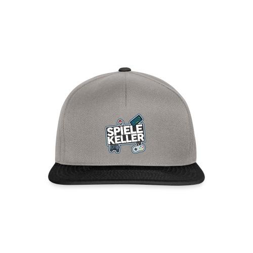 Spielekeller Logo - Snapback Cap