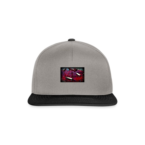 Bullet Cap - Snapback Cap