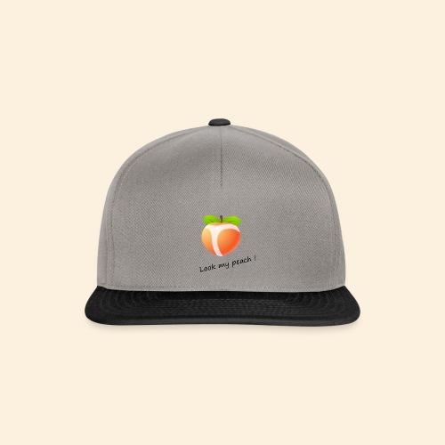 Look my peach - Casquette snapback