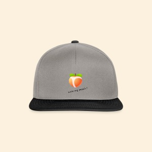 Look my peach - Casquette snapback