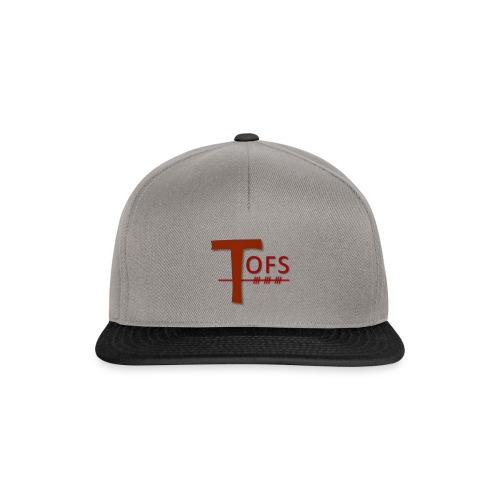 tau-with-knots - Snapback Cap