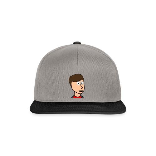 Sam T-Shirt - Snapback cap