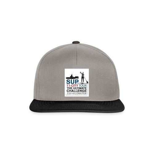 SUP11 City Tour Logo Shirt - Snapback Cap