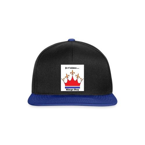 Je taime Kings Day (Je suis...) - Snapback cap