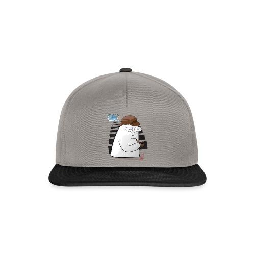 Commissario Color - Snapback Cap
