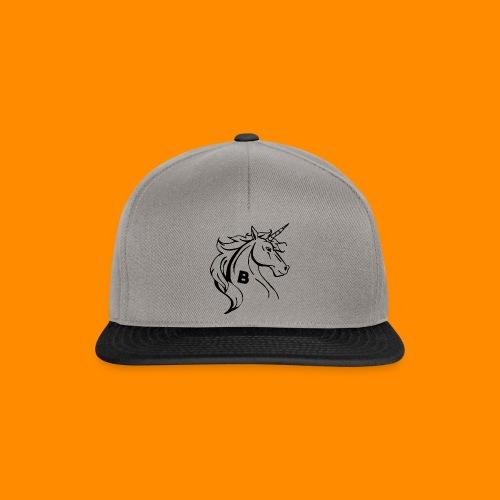 the biodusty unicorn mousepad - Snapback cap