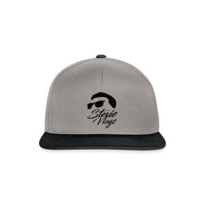 Stevie Vlogs Logo - Snapback Cap
