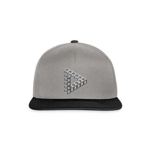 The Penrose - Snapback Cap