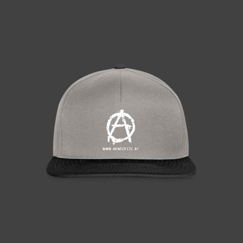 Anarchy2k Logo inkl. Domain - Snapback Cap