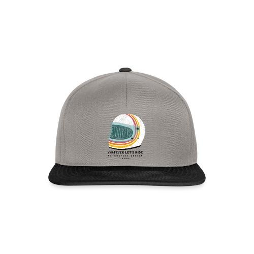 helmet - Snapback Cap