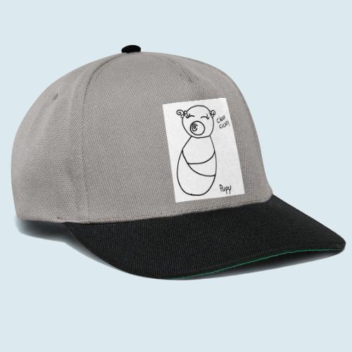 Pupy: ciup ciup! - girl - Snapback Cap