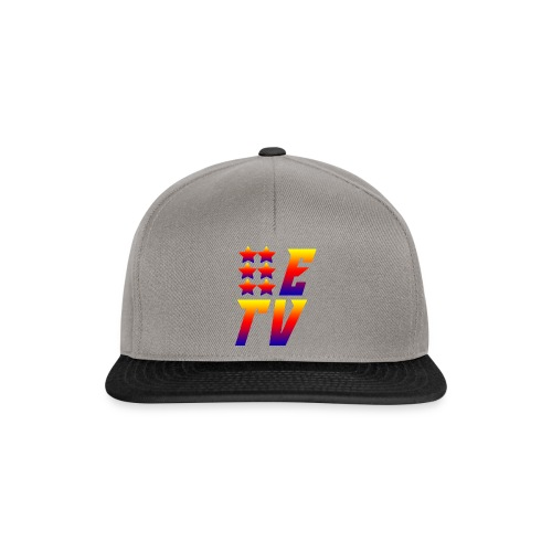Normal Merch - Snapback Cap