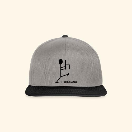 Stuhlgang - Snapback Cap