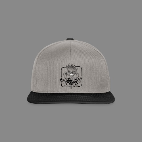 charakter icon square default - Snapback Cap