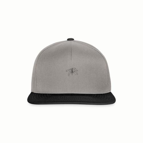 Fiore semplice - Snapback Cap