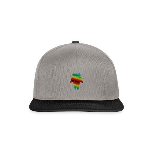 Rainbow Guy - Snapback Cap
