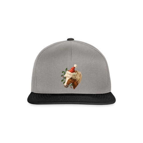 Christmas Pony - Snapback Cap