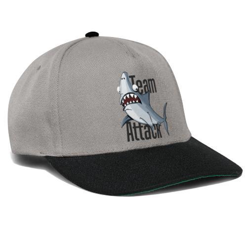 team hai - Snapback Cap