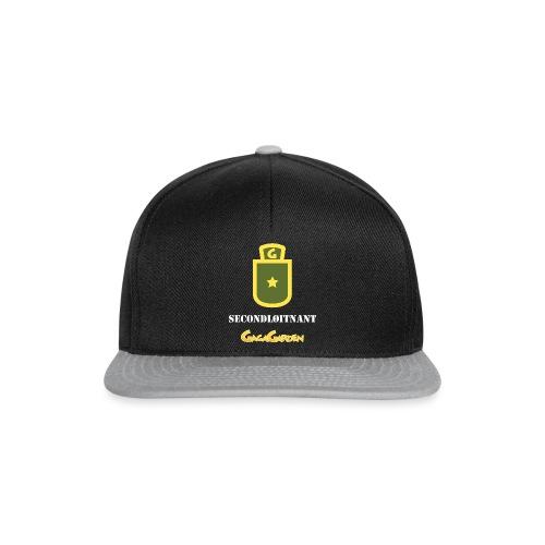 GagaGarden secondløitnant - Snapback-caps