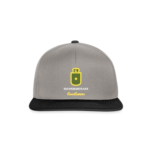 GagaGarden secondløitnant - Snapback-caps