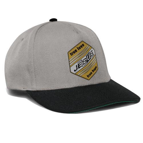 jesus 6eck - Snapback Cap