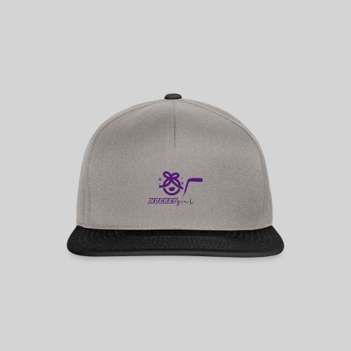Hockey Girl II - Snapback Cap