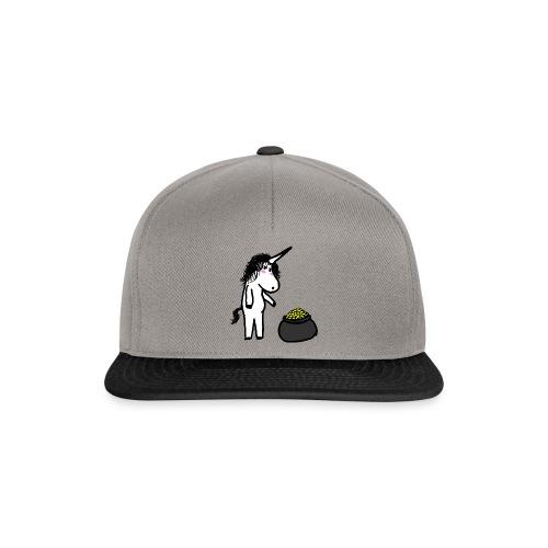Oro unicorno - Snapback Cap